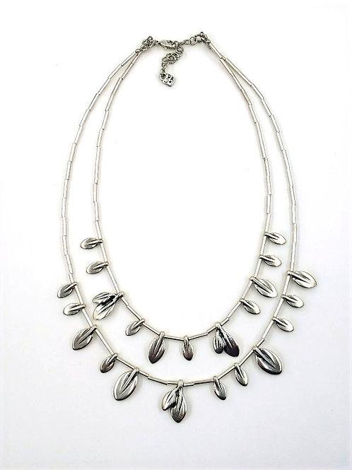 Uno de 50 Leaf Necklace