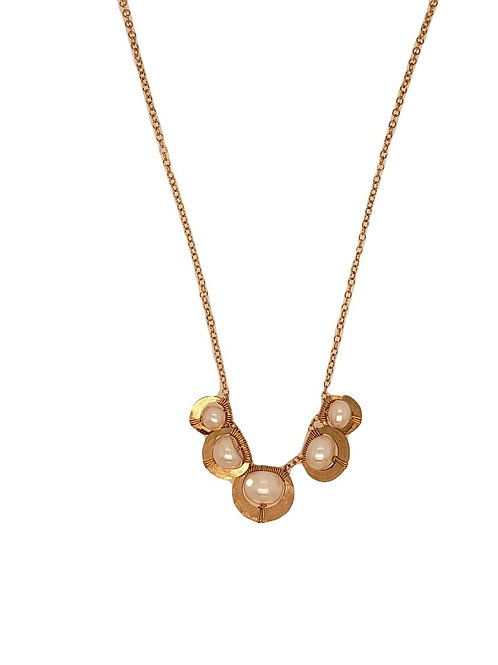 Freshwater Pearl Necklace - DanaKellin