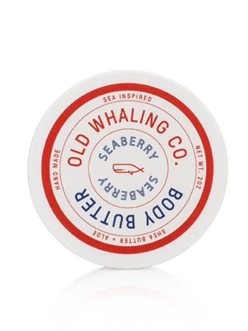 """Seaberry"" Body Butter - Old Whaling Company"