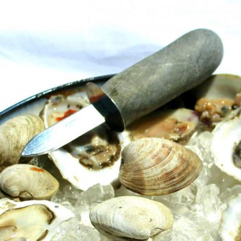 Beach Stone Oyster Knife