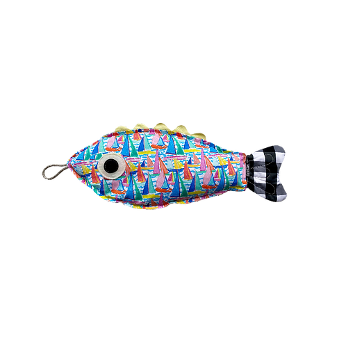 """Hot & Cold Pack Fish - """"Catalina"""" Little Fish"""