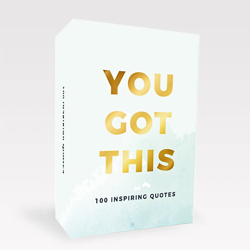"""""""You Got This"""" - 100 Inspiring Quotes"""