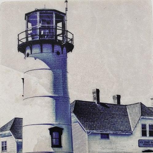 Chatham Lighthouse Coaster