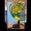 "Thumbnail: ""Global"" Spirit Tile by Houston Llew"
