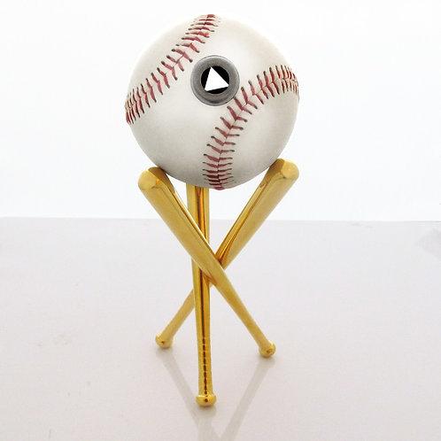 """Eye On The Ball"" Teleidoscope & Stand - David Kalish"