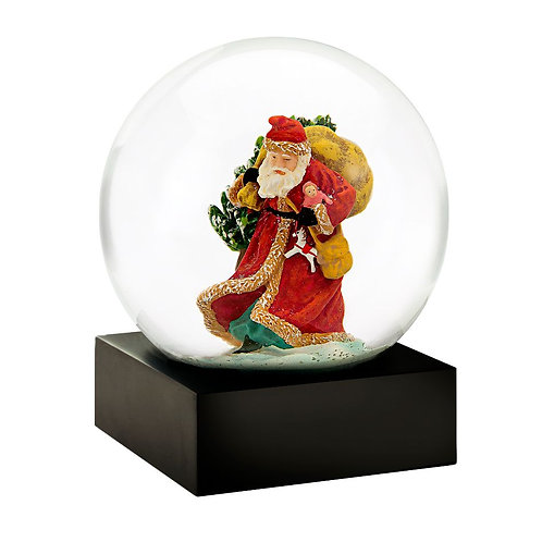 St. Nick Snow Globe