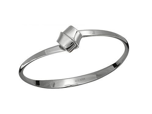 """""""Love Knot"""" Bracelet - Sterling Silver"""