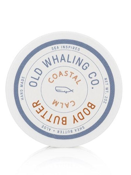 """""""Coastal Calm"""" Body Butter - Old Whaling Company"""