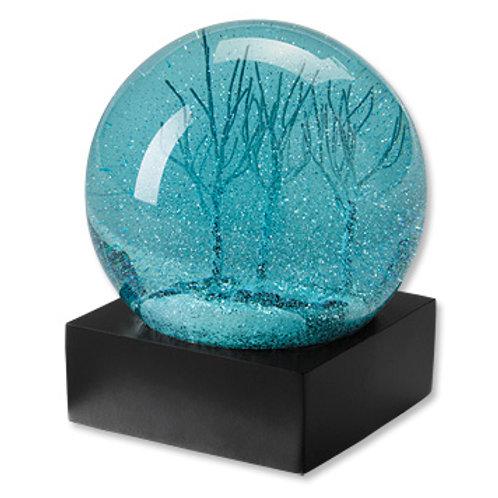 """""""Winter Evening"""" Snow Globe"""