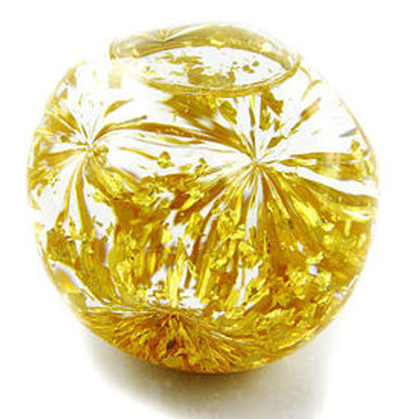 """Goldenflow"" Paperweight"