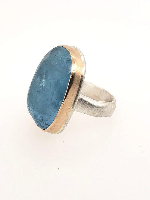 Aquamarine Ring - Jamie Joseph