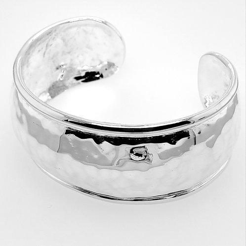 Cuff Bracelet - Sterling Silver