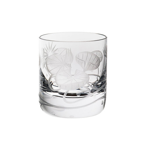 Artel - Water Lily Clear Crystal Votive