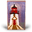 "Thumbnail: ""Beacon"" Spirit Tile by Houston Llew"