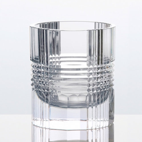 Crystal Double Old Fashioned - Set of Two