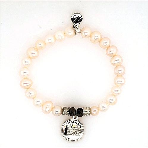 """Chatham"" Bracelet - Freshwater Pearl"