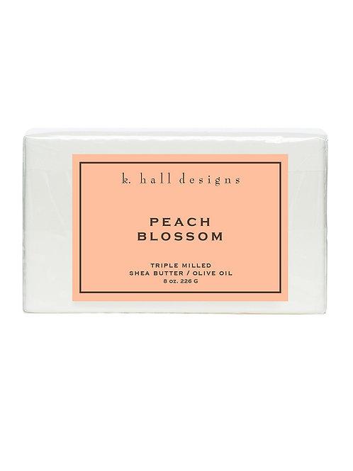 """Peach Blossom"" Bar Soap"