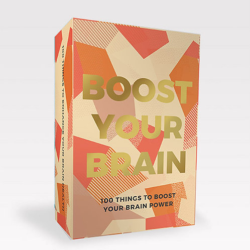 Boost Your Brain - 100 Things To Boost Your Brain Power