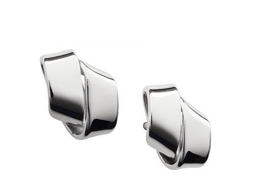"""""""Love Knot"""" Earrings - Sterling Silver"""