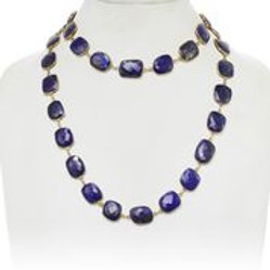 Lapis Necklace - Margo Morrison