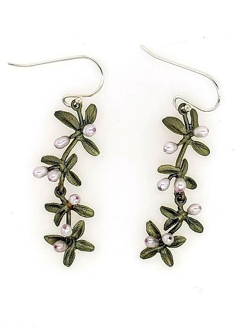 Michael Michaud - Flowering Thyme Earrings