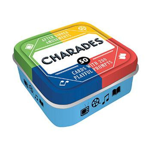 """""""Charades"""" - Cards With 200 Playful Prompts"""