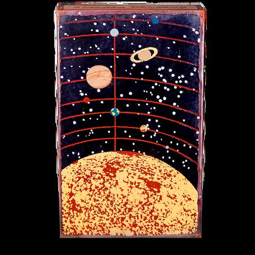"""""""Stellar"""" Spirit Tile by Houston Llew"""