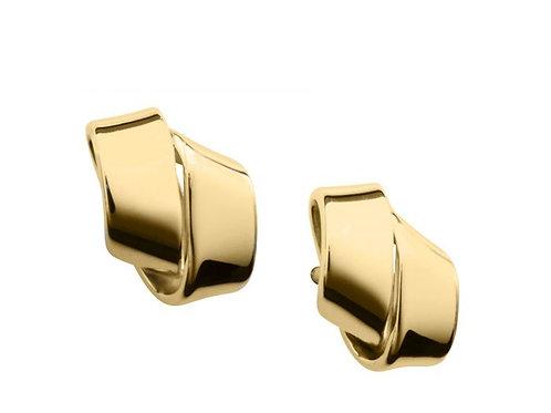 """Love Knot"" Earrings - 14kt Gold"