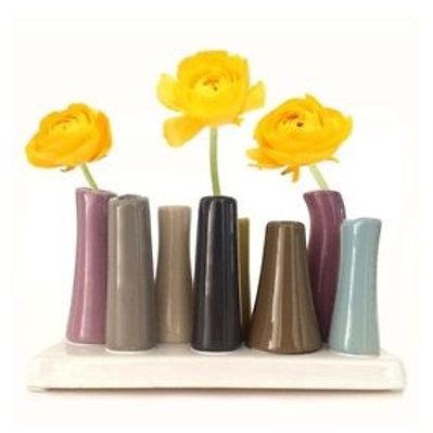 """""""Pooley Vase"""" - Lavender"""