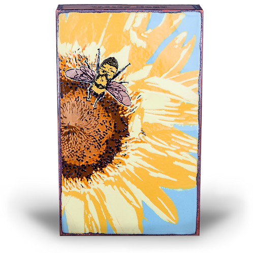 """Nectar"" Spirit Tile by Houston Llew"