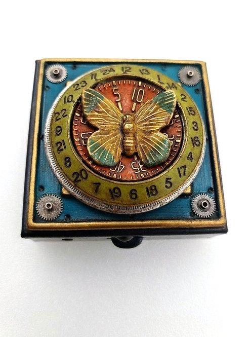 "Butterfly Miniature ""Wish"" Box"