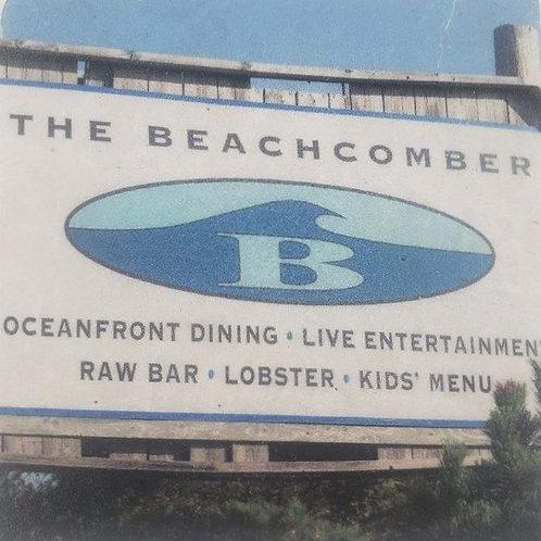 Beachcomber Marble Coaster