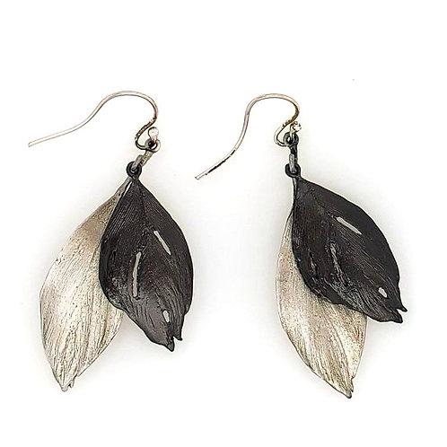 Michael Michaud - Leaf Earrings