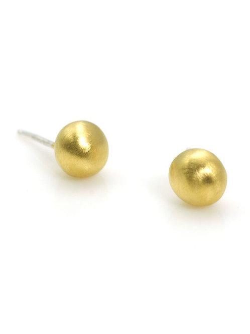 Philippa Roberts - Vermeil Post Earrings
