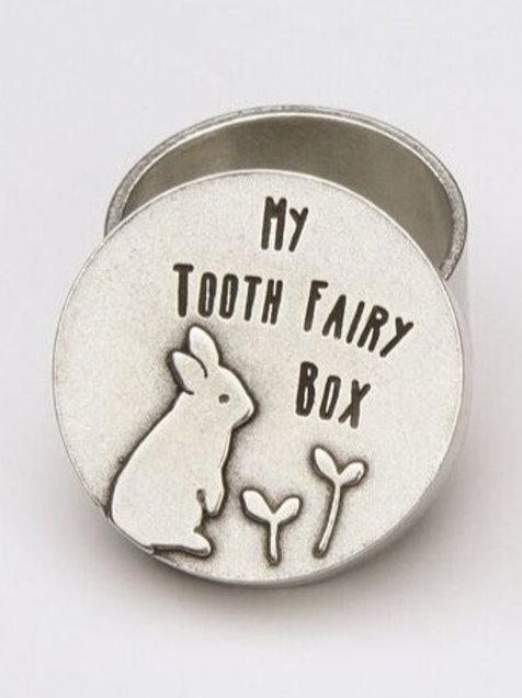 """Rabbit"" Tooth Fairy Box"