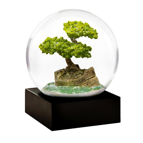 """Bonsai"" Snow Globe"