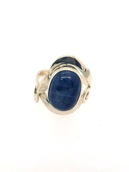 Gem Kyanite & Sterling Silver Ring
