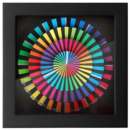 """""""Spectrum"""" Clock"""