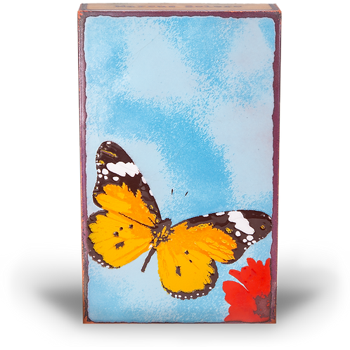 """Chrysalis"" - Spirit Tile by Houston Llew"