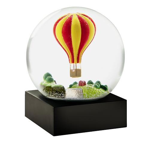 Hot Air Balloon Snow Globe