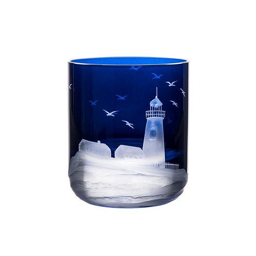 """""""Lighthouse"""" Crystal Votive - Artel"""