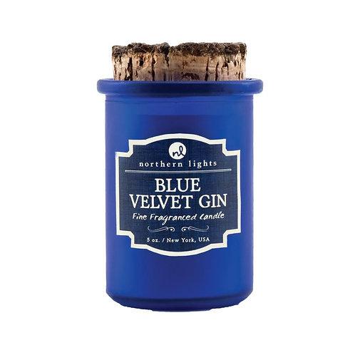 """""""Blue Velvet Gin"""" Candle"""