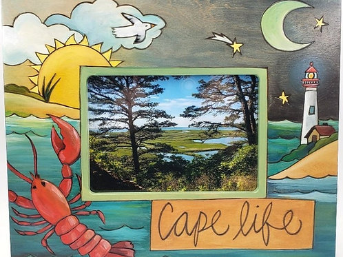 Cape Cod Picture Frame - Sincerely Sticks