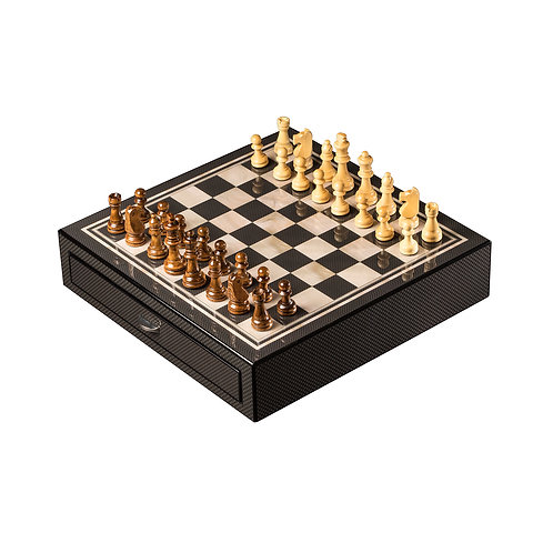 Chessboard With Drawers