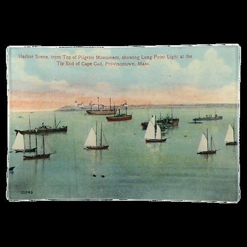 "John Derian - Long Point, Provincetown 6"" x 9"" Tray"
