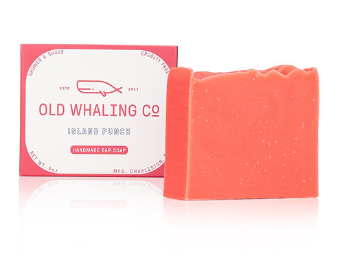 """Island Punch"" Bar Soap - Old Whaling Company"