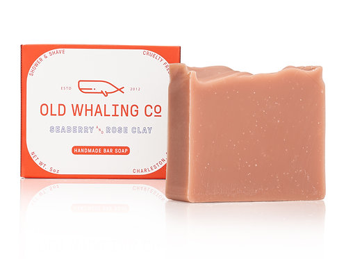 """Seaberry"" Bar Soap - Old Whaling Company"