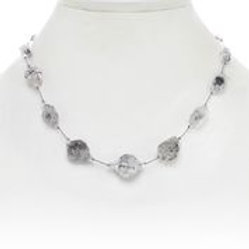 Herkimer Diamond Necklace - Margo Morrison