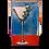 "Thumbnail: ""Shaken"" - Spirit Tile by Houston LLew"
