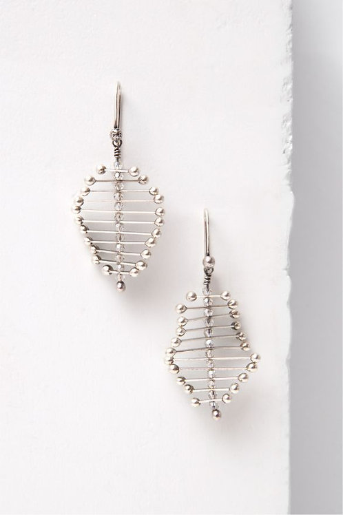 """DNA"" Earrings - Sterling Silver"
